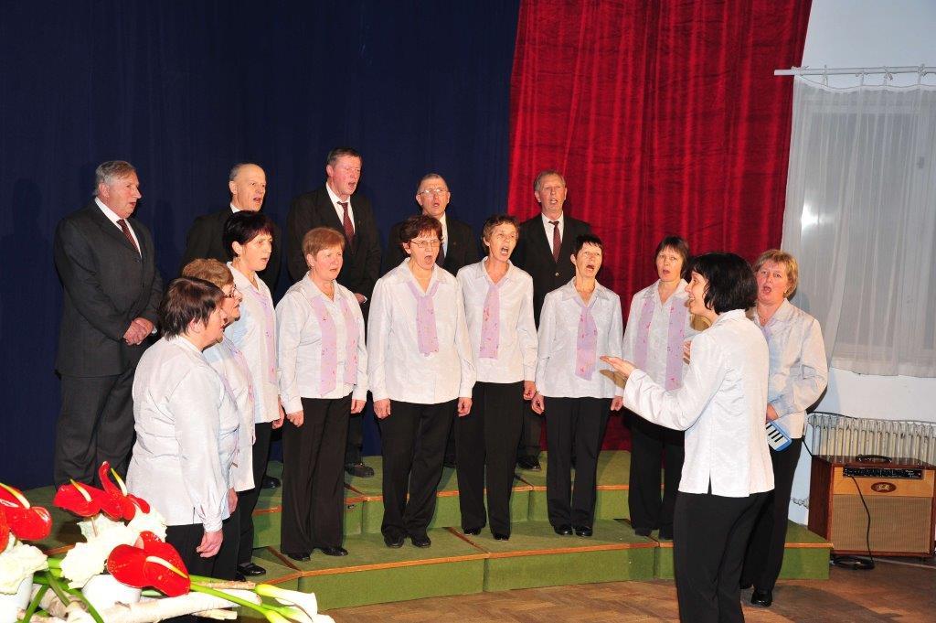 Mešani pevski zbor Drežnica