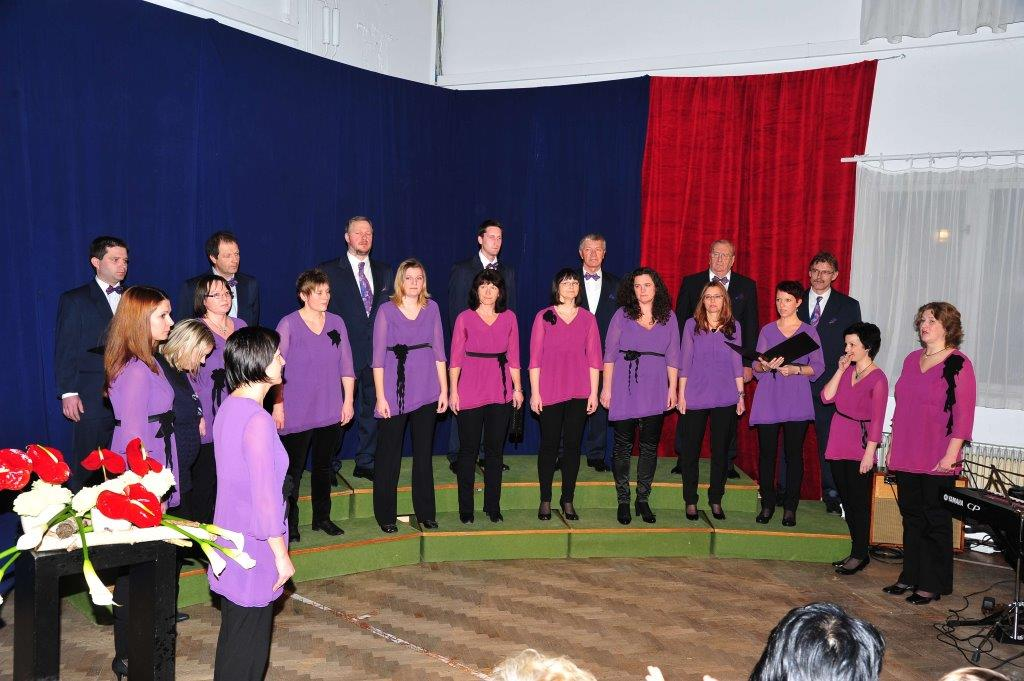 Mešani pevski zbor Planinska roža Kobarid