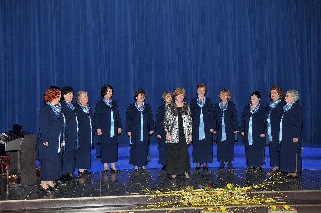 Ženski pevski zbor Breginj