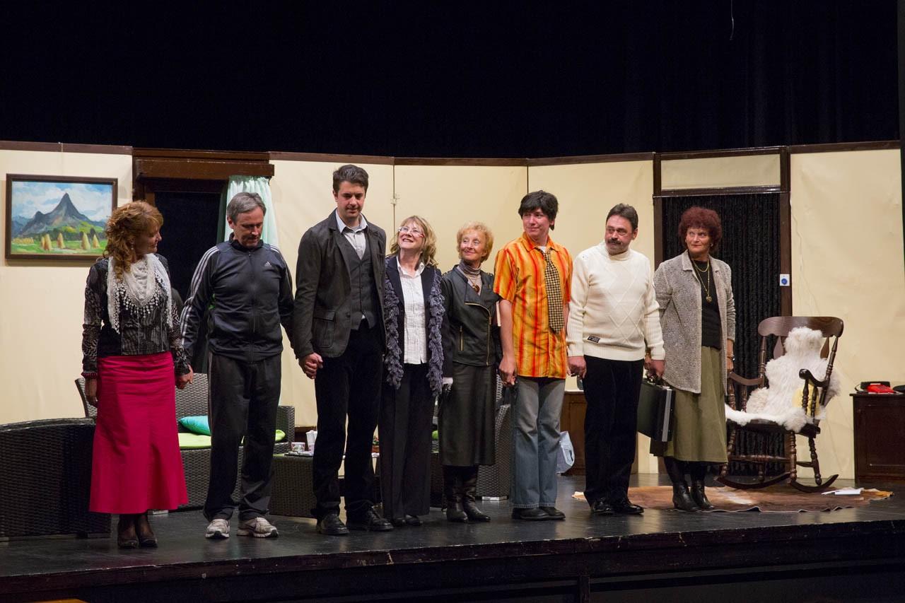 Gledališka skupina B'c