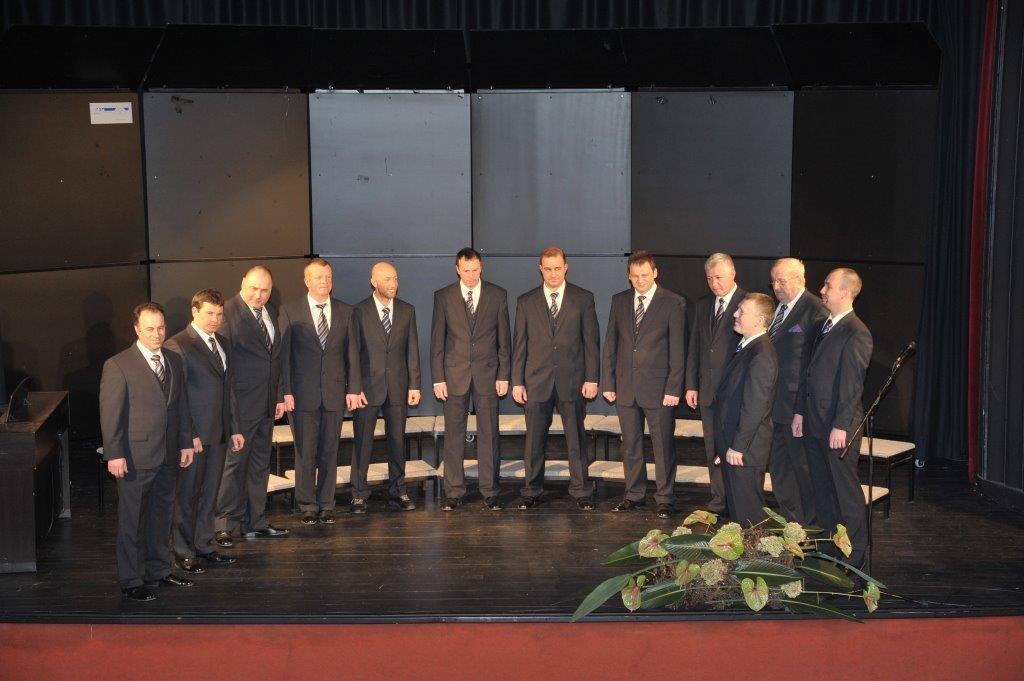 Moški pevski zbor Triglav Trenta