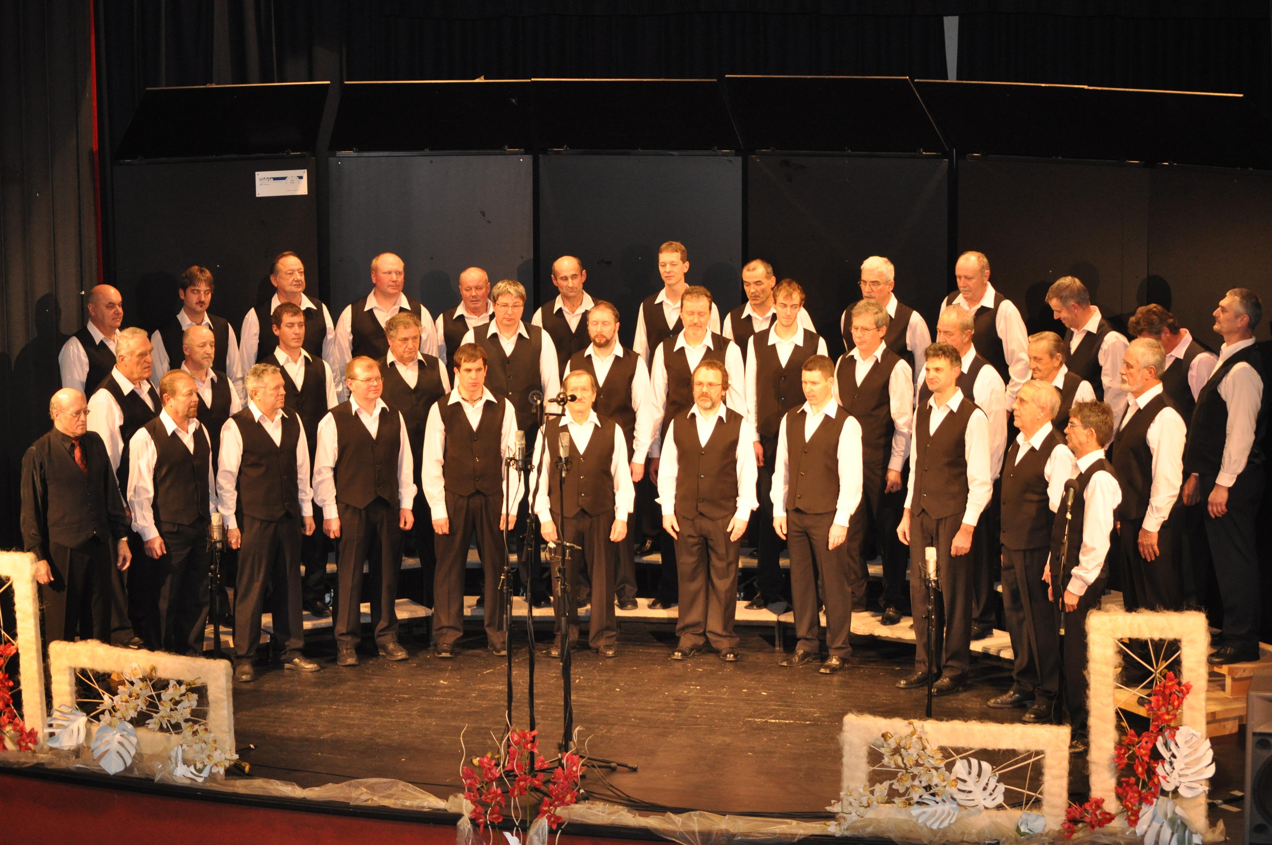 Moški pevski zbor Poljubinj