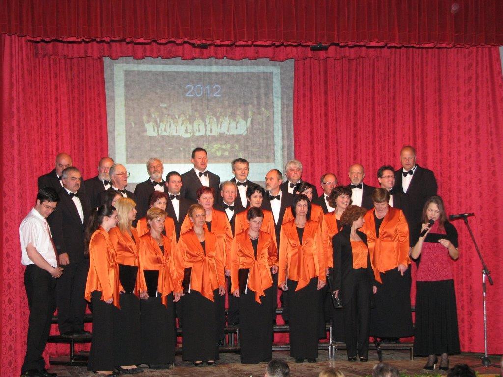 Mešani pevski zbor »Justin Kogoj« Dolenja Trebuša