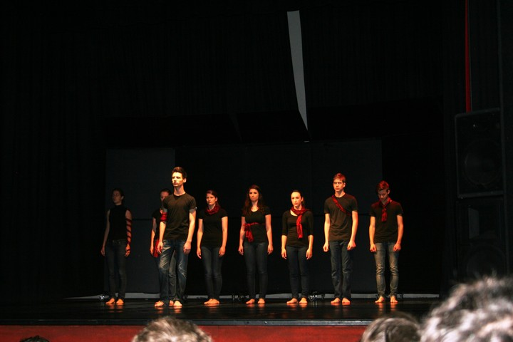 Gledališka skupina Zvonko Gimnazije Tolmin