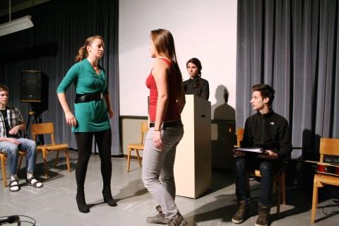 7. Gledališka skupina Zvonko Gimnazije Tolmin