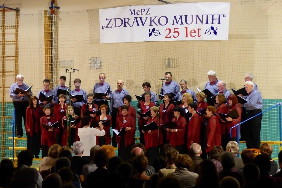 Mešani pevski zbor Zdravko Munih Most na Soči