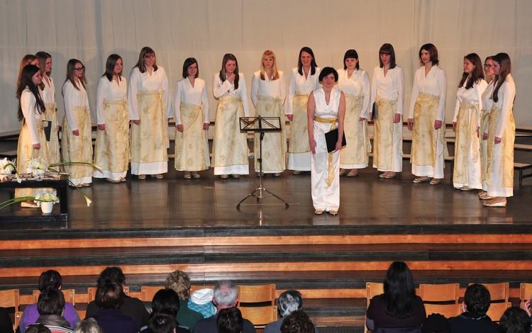Pueri Cantores, dekliški pevski zbor Tolmin