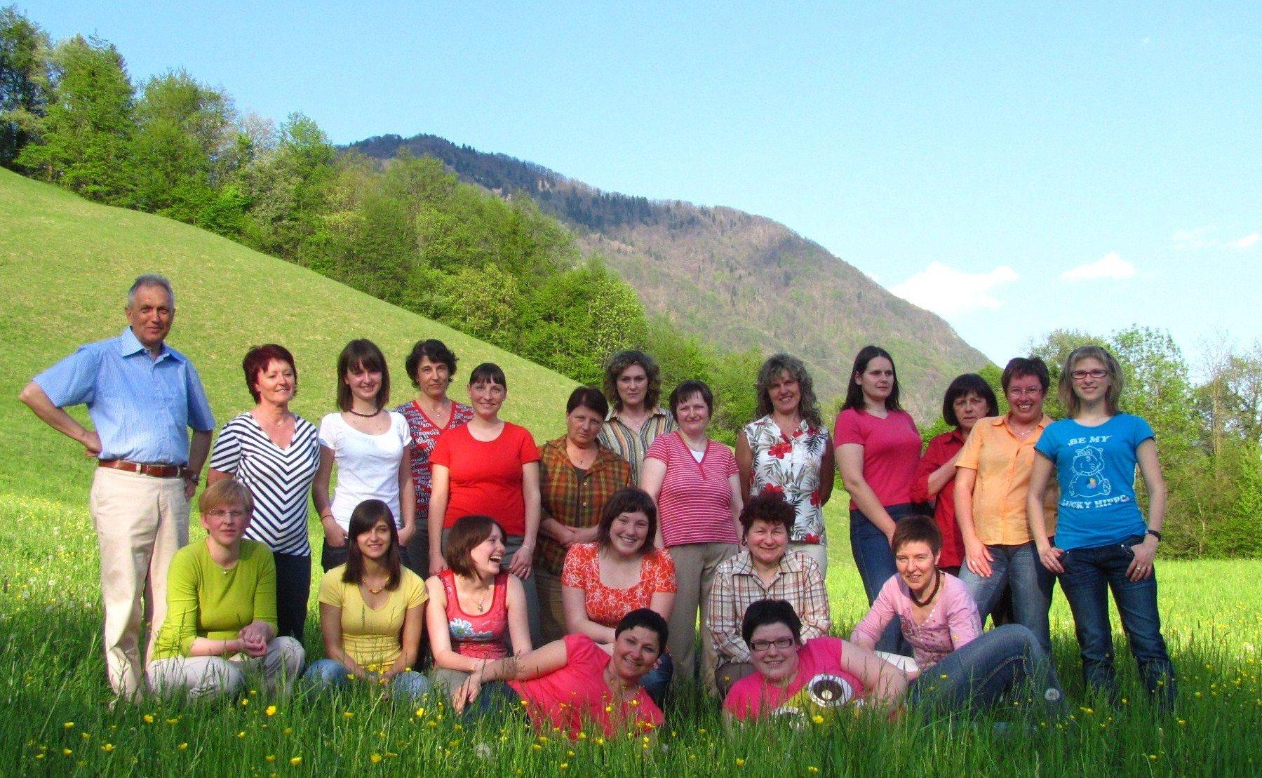 Ženski pevski zbor Sožitje Podmelec