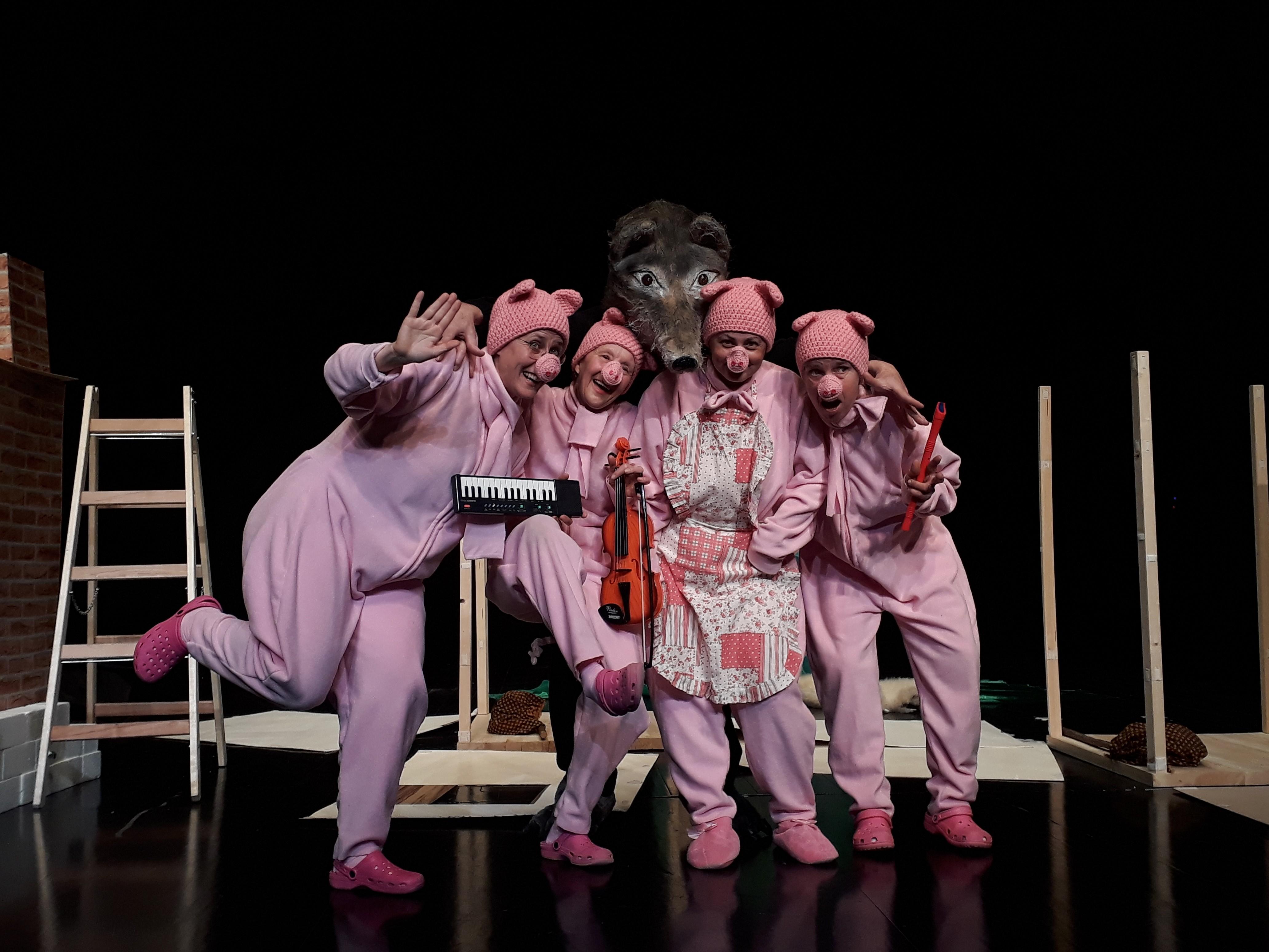 Gledališka skupina Vrtinec